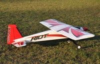 Max Thrust Red Riot V2 PNP -Red 1-MT-RIOT
